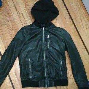 """AllSaints -  """"ABBOT Bomber"""" jacket NEW!!!"""